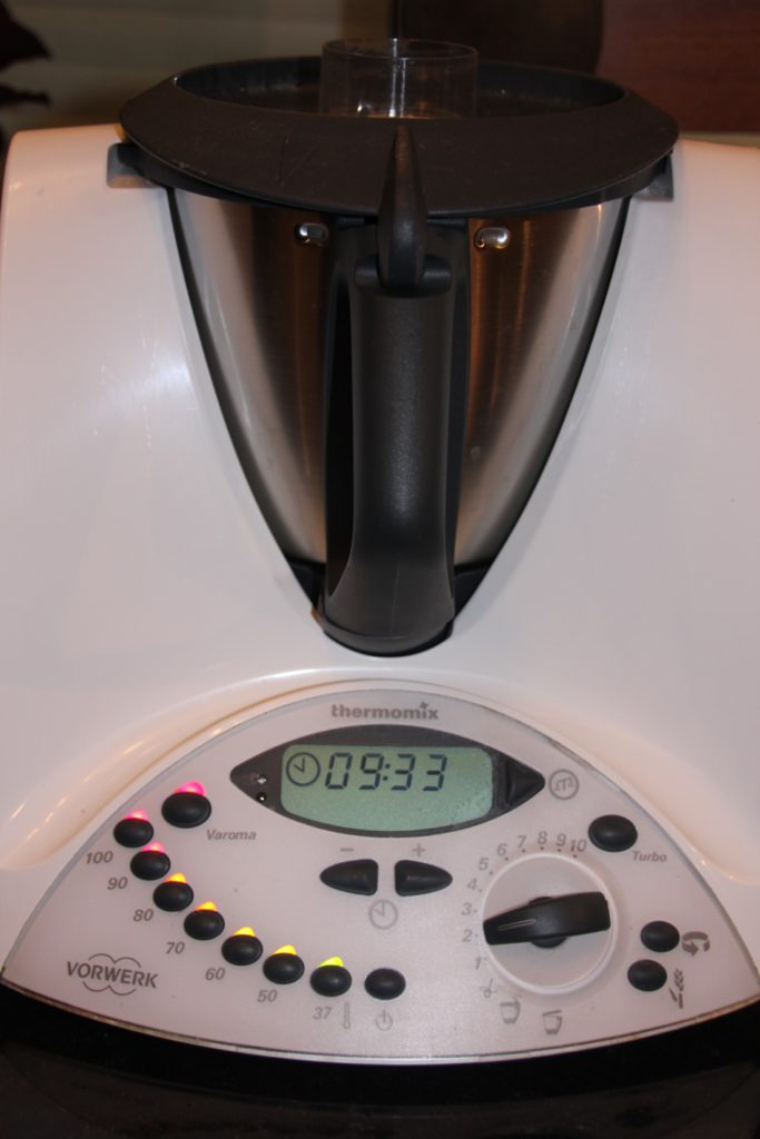 Reis im Thermomix kochen