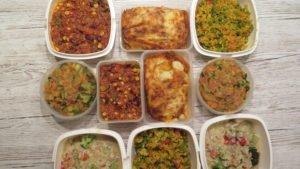 Meal-Prep-Wochenrzept #2 vorkochen fürs Büro