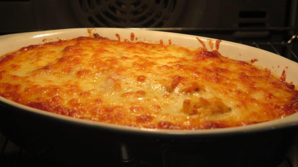 Meal Prep Wochenrezept #3: Auflauf Gnocchi
