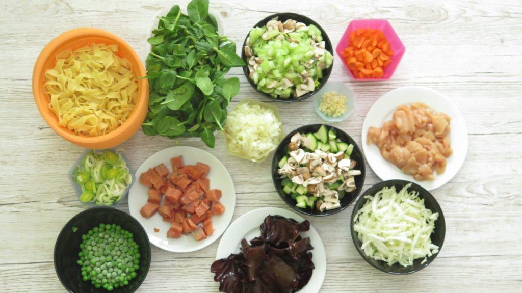 Meal-Prep-Wochenrzept #3 vorkochen fürs Büro