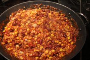 Chili mit Quinoa